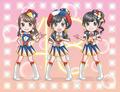 Koisuru Fortune Cookie Fan Art - akb48 fan art