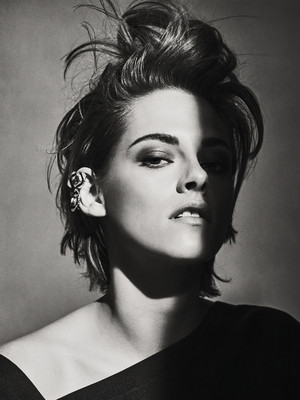 Kristen's Vanity Fair(France) photoshoot