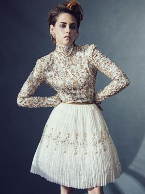 Kristen's Vanity Fair(France) photoshoot