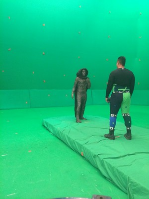 LEAKED: The Fantastic Four's Doctor Doom Footage (2015)