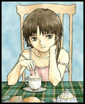 Lain Iwakura | Serial Experiments Lain