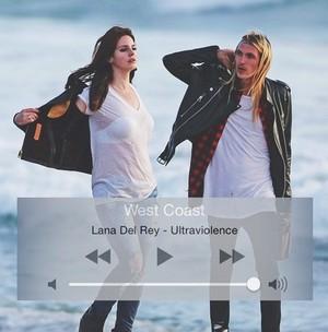 Lana Del Rey west coast