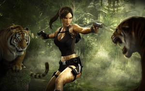 Lara Croft Tomb Raider アンダーワールド