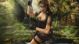 Lara Croft Tomb Raider Underworld