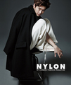 Lee Jong Seok For NYLON Korea