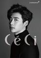 Lee Jong Suk for CeCi
