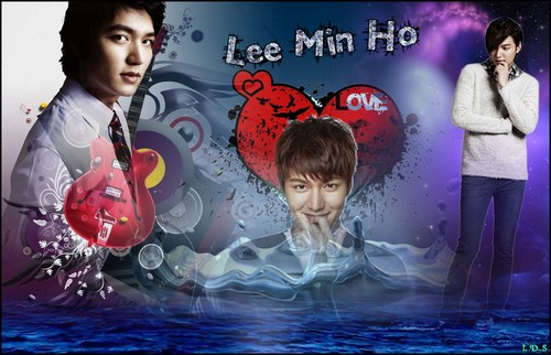 Lee Min Ho wallpaper entitled Lee Min Ho