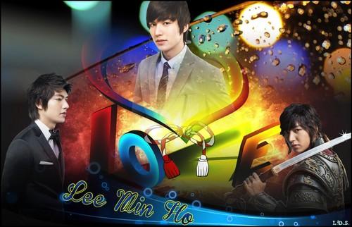 Lee Min Ho wallpaper entitled Lee Min Ho