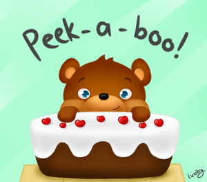 Lee's Cake-A-Boo!