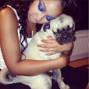 Leigh's new Instagram Picture♥