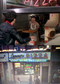 Lenny's Pizza 77' and today - new-york fan art