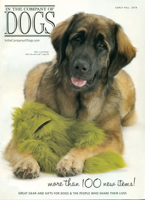 Leonberger August 2014 cover