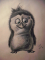 Little Rico - penguins-of-madagascar fan art