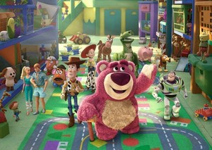 Lotso tampilkan the Mason haters the ulat room.