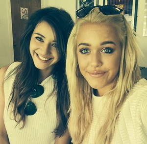 Lottie's Instagram Post with Eleanor♥