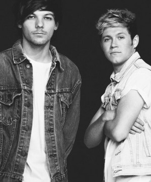 Louis and Niall