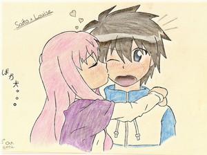 Louise x Saito