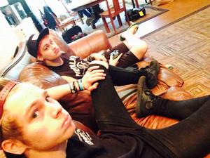 Luke and Mikey