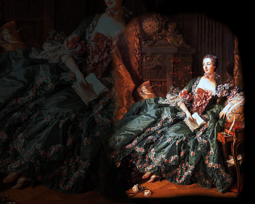 Women in History wallpaper entitled Madame de Pompador