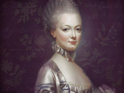 Women in History वॉलपेपर entitled Marie Antoinette