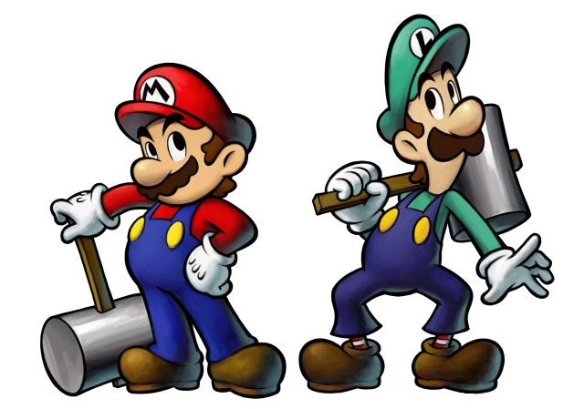 the super mario fan club images mario and luigi bowser s inside