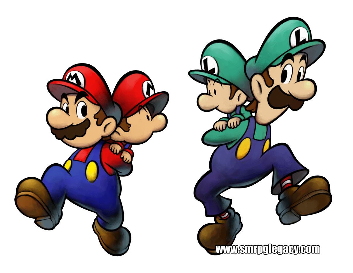 the super mario fan club images mario and luigi partners in time hd