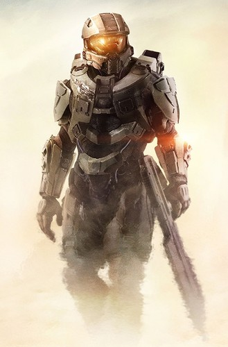 Halo wallpaper containing a rifleman, a green beret, and a navy seal entitled Master Chief John-117