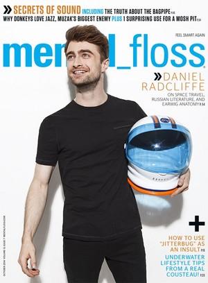 Mental_Floss Magazine Covers Daniel Radcliffe (Fb.com/DanielJacobRadcliffeFanClub)