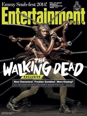 Michonne | Season 5 | Entertainment