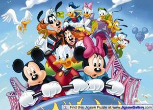 Mickey and vrienden