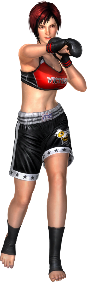Mila/Hot-Blooded Fighter Who Dears To Dream