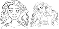 Moana Character design