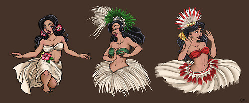 Moana wallpaper called Moana Concept art
