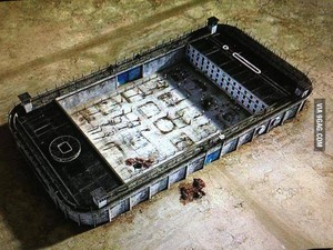 Modern prisons
