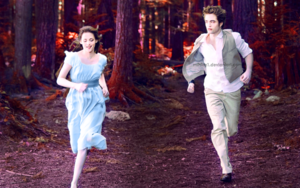 Moment of Bella and Edward