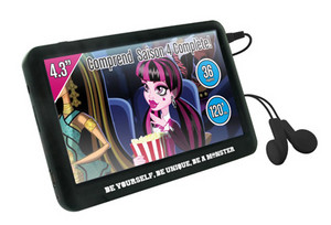 Monster High MP5 Player