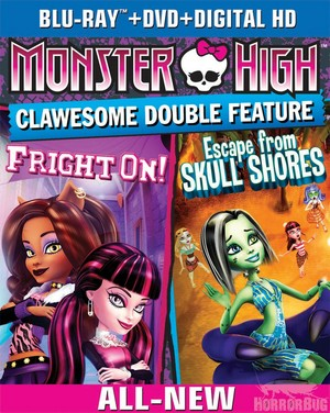 Monster High: Clawesome Double Feature (Blu-Ray)