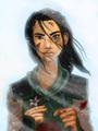 Mulan in the war - disney-princess fan art