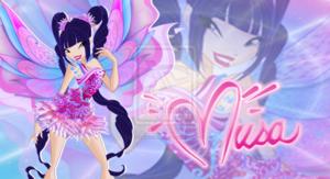Musa: 2D Mythix wallpaper