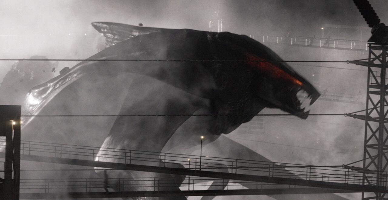 Godzilla images Muto A...