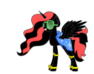 My Generic Alicorn OC