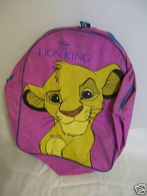 My old TLK bookbag from fith grade