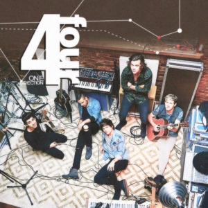 One Direction - Four // Alternative Album Cover