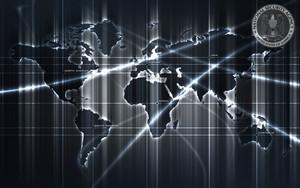 NSA World Map वॉलपेपर