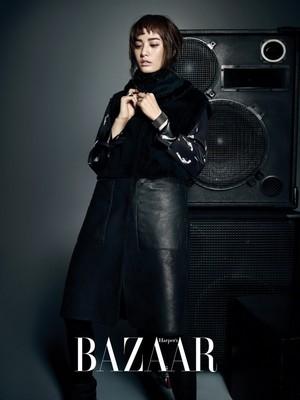 Nana - Harper's Bazaar Magazine