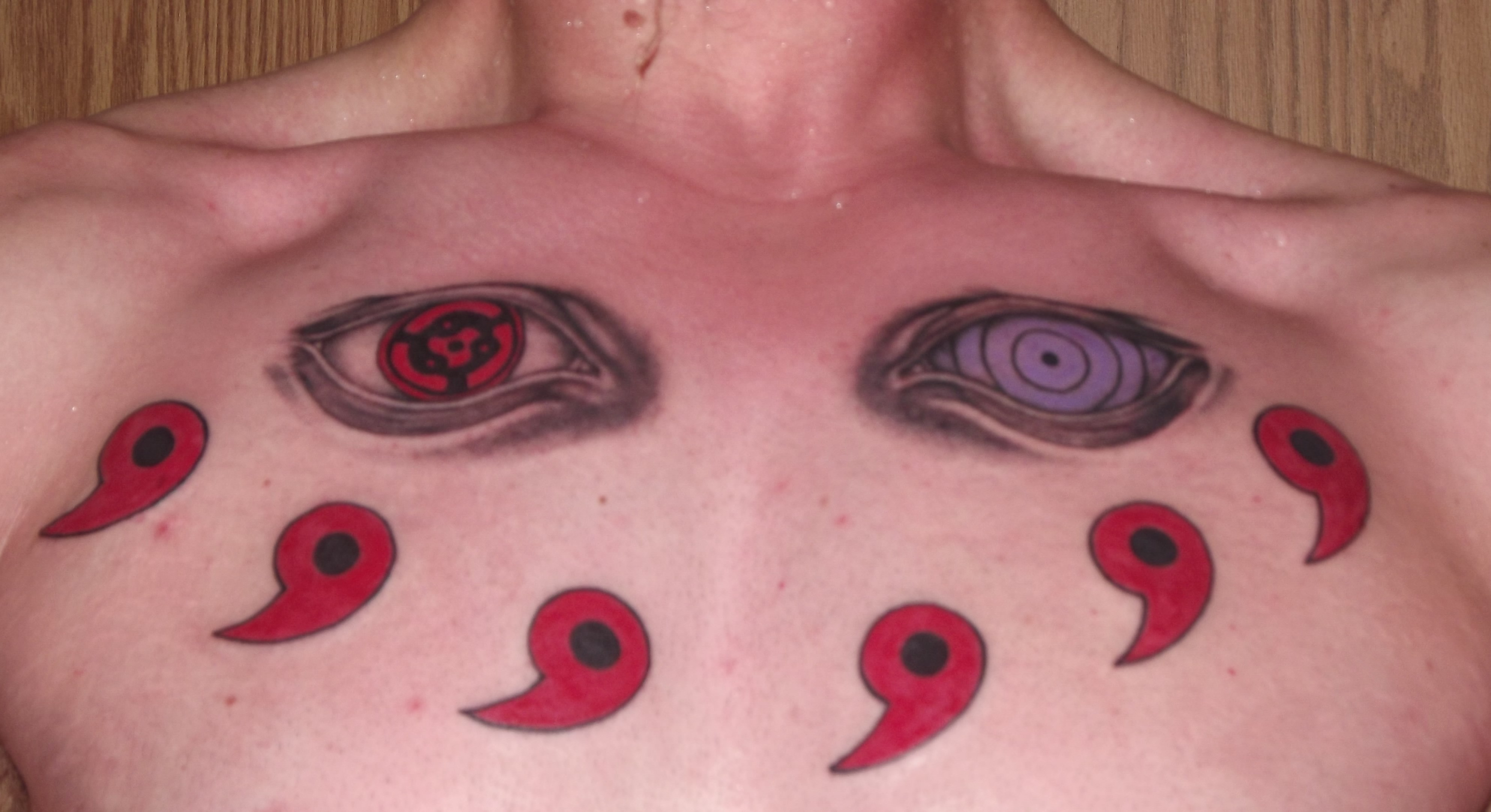 Naruto Tattoo