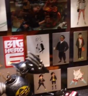 New Big Hero 6 Concept Art
