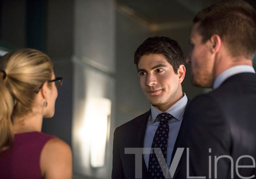 New Images From Season Three Of ARROW