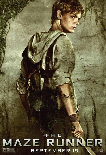 The Maze Runner fond d'écran containing a fusilier, carabinier and a green béret, beret entitled Newt: The voice of reason