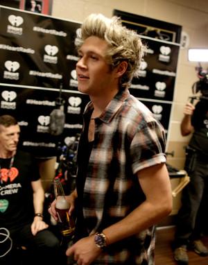 Niall- Iheartradio Music Festival 2014